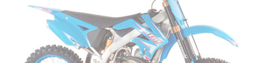 TM Racing Frame Parts 125/144/250/300 2009