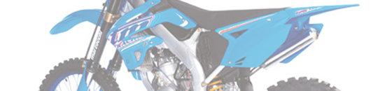 TM Racing Frame Parts 125/144/250/300 2010