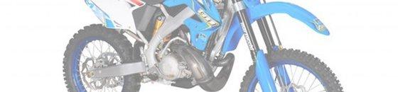 TM Racing Frame Parts 125/144/250/300 2011
