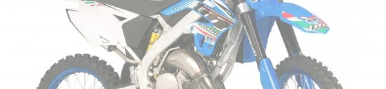 TM Racing Frame Parts 125/144/250/300 2012