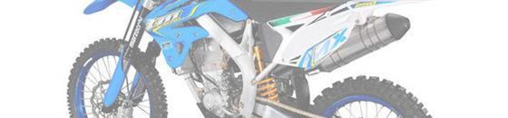 TM Racing Frame Parts 4 Stroke 2011