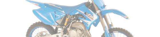 Frame TM Racing Junior 2008