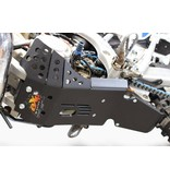 AXP X-TREME HDPE Skid plate 8mm 250/300 - 2019->