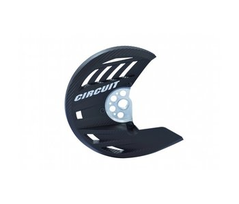 C84 Front rotor Protection Carbon look