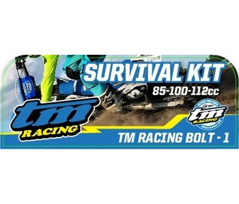 Bolt Kit TM Junior 85/100/112 2013->
