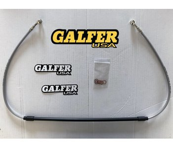 Galfer BRAKE LINE - Front TM 125-> WP fork 1994 -1997