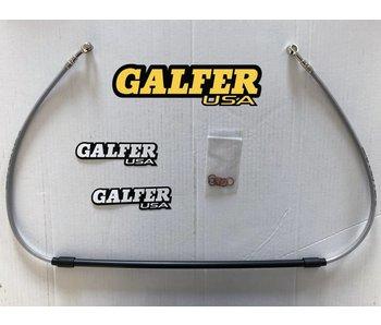 Galfer BRAKE LINE - Front TM 125-> EN 2001->