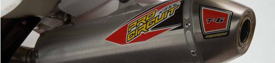 Pro Circuit 4 stroke