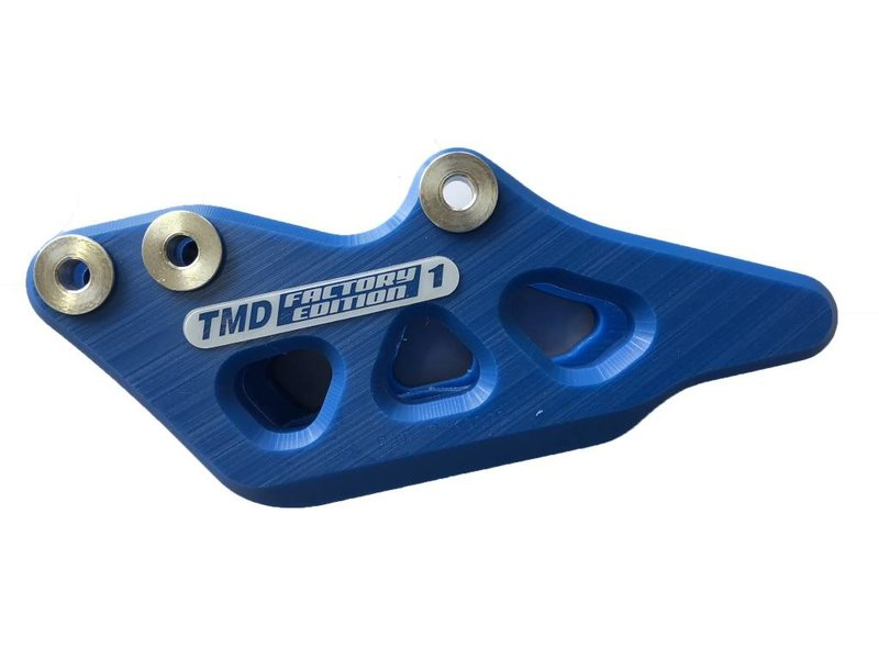 TM DESIGNS - Chainblock Slider - TM Blue 10 ->