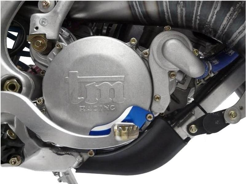 SM PROJECT - Clutch cover protector 85/100/125/144 06->