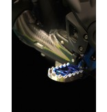 SAM FOOT PEG EXTENSION KIT TM 125-> / 2008->
