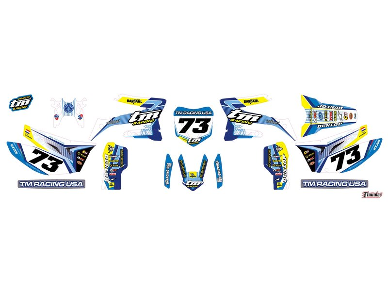 "Graphic kit ""Team 2020"""