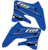 "OEM Replica Spoiler decals ""2007"" 2 Stroke"