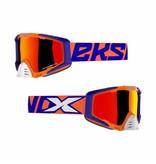 EKS Brand  / EKS-S Flo Orange/Blue/White