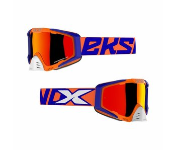 EKS Brand / EKS-S Flo Orange/Blue/White