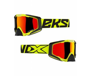 EKS Brand / EKS-S Flo Yellow/Black