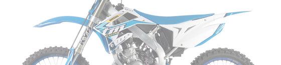 TM Racing Frameparts 125 /144cc 2021 - 2020