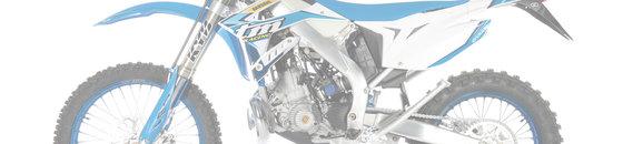 TM Racing Frameparts 250 / 300cc 2021 - 2020
