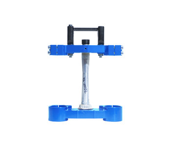 GPR triple clamps / BLUE