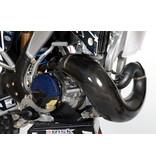 Extreme Carbon EXHAUST GUARD  MX/EN 250/300cc 19- HGS