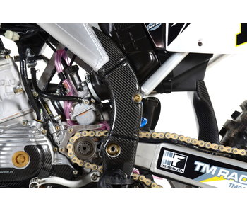 Extreme Carbon FRAME GUARD Carbon MX/EN 125/144/250/300cc …