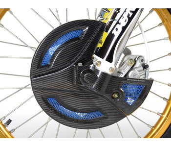 Extreme Carbon FRONT DISC COVER 2T 13-