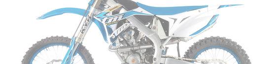 TM Racing Frameparts  250/300Fi 4takt 2021 - 2020