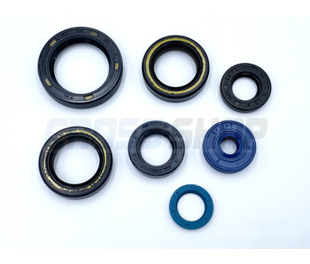 TM Racing OIL SEALS KIT 125cc EV M.15->