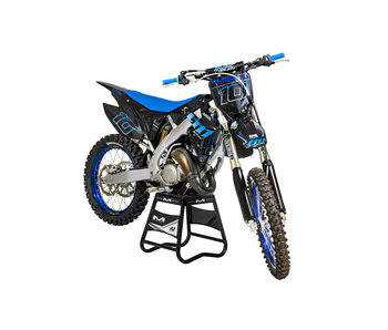 TM Racing Plastic KIT TM 2 stroke limited BLACK 2015-2021 MX