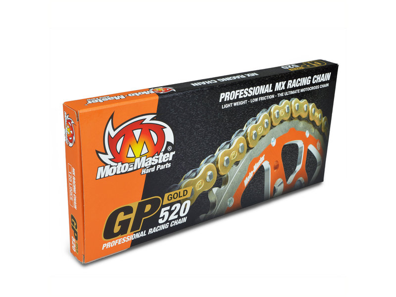 Motomaster Chain GP-520Gold (120 links, with clip)