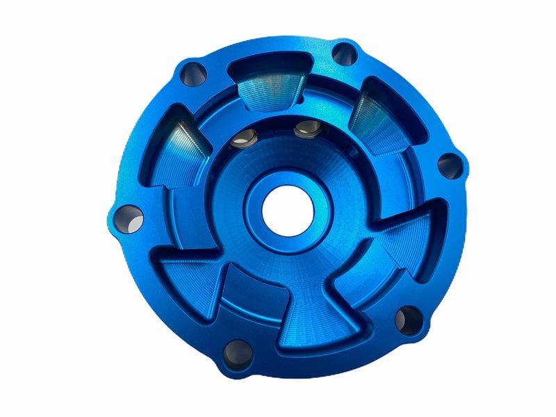 VHM Cylinder head TM 250 2015-> BLUE