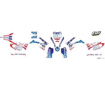 "Graphic kit ""Stars & Stripes 2"""