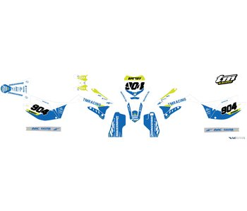 "Graphic kit ""Speedy 4"""