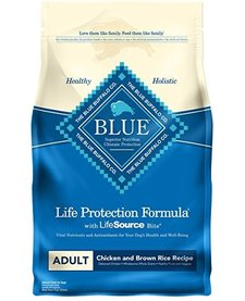 Blue Adult Chicken & Rice 6 lb