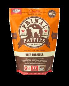 Primal Beef Patty 6 lb