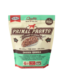 Primal Pronto Chicken 4 lb