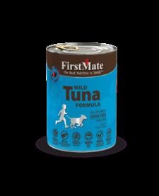 First Mate Dog Tuna 12.2 oz Case