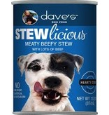 Dave's Dave's Dog Meaty Beefy Stew 13.2 oz