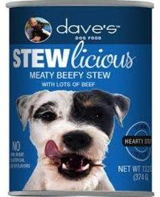 Dave's Dog Meaty Beefy Stew 13.2 oz