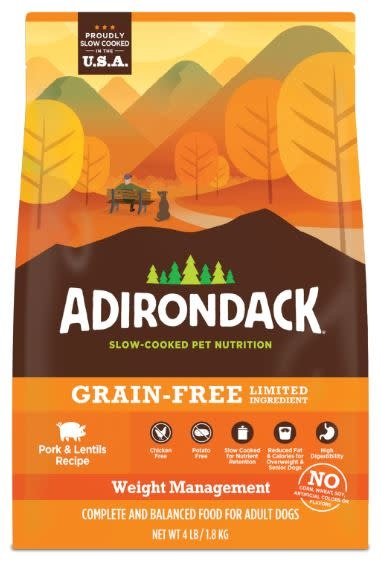 Adirondack Adirondack GF Pork Weight Mgmt 4 lb