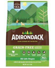 Adirondack GF Turkey/Lentils 25 lb