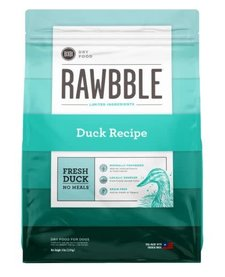 Bixbi Rawbble Duck 24 lbs