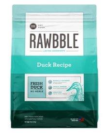 Bixbi Rawbble Duck 4 lb