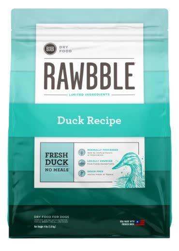 Bixbi Bixbi Rawbble Duck 4 lb