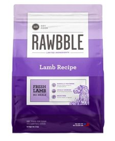 Bixbi Rawbble Lamb 4 lb
