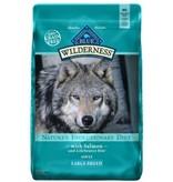 Blue Buffalo Blue Wilderness Lg Brd Salmon 24 lb
