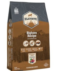 Elevate Bighorn Recipe 25 lb