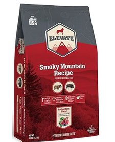 Elevate Smoky Mountain Recipe 6 lb