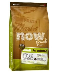 Now! GF Sm Breed Adult 25lb