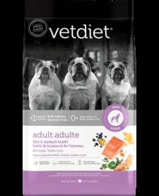 VetDiet Adult Skin & Stomach 26 lb